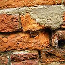 Weathered wall by Andy  Housham
