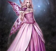 Titania Butterfly Fairy Queen by Rachel Anderson