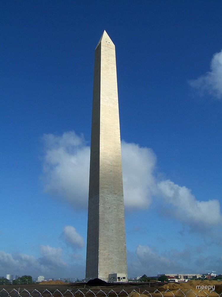 Washington Monument by meepy
