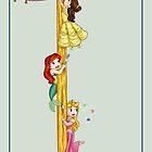Disney Princesses Welcome Princess Merida  by Redhead-K