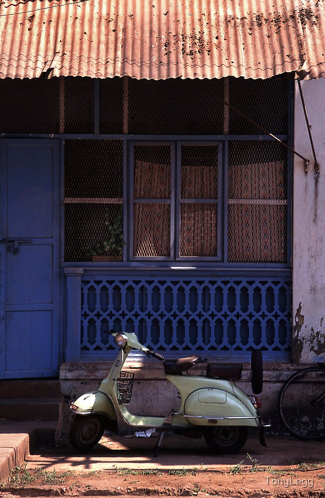 India Goa  by TonyLegg