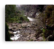 Tasmania - Launceston George Canvas Print