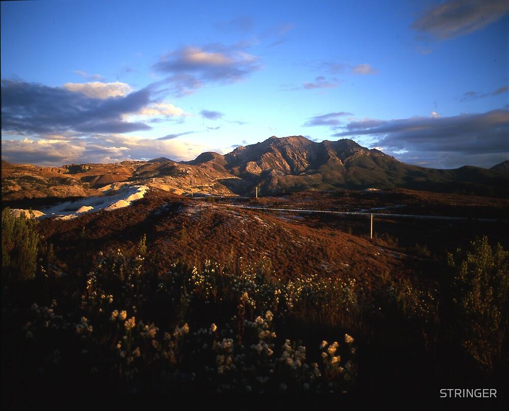 Mt OWEN by STRINGER