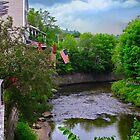 Vermont Idyll by Nancy Richard
