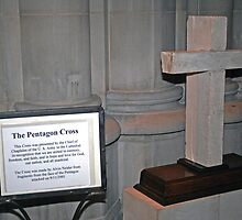 Pentagon Cross by ericb