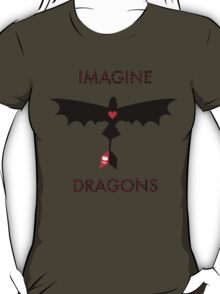Imagine Toothless T-Shirt