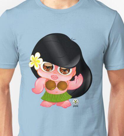 Sparkle Jade Unisex T-Shirt