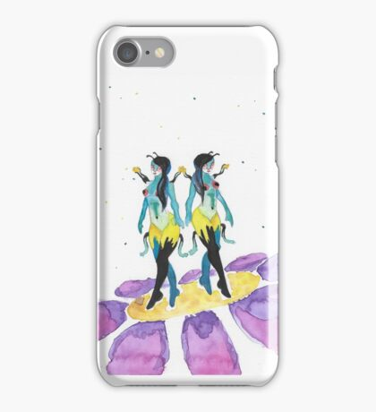 Sunflower Sisters iPhone Case/Skin