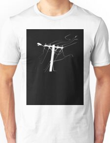 crazy wires Unisex T-Shirt