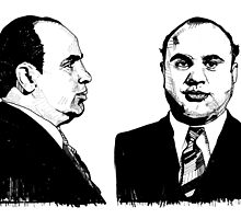 Al Capone Mugshot by citizencatalyst
