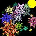 Fireworks by boozeox