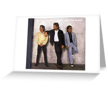 Do you like Huey Lewis and the News? Greeting Card