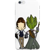 Vastra and Jenny forever iPhone Case/Skin