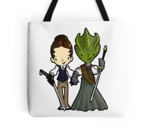 Vastra and Jenny forever Tote Bag
