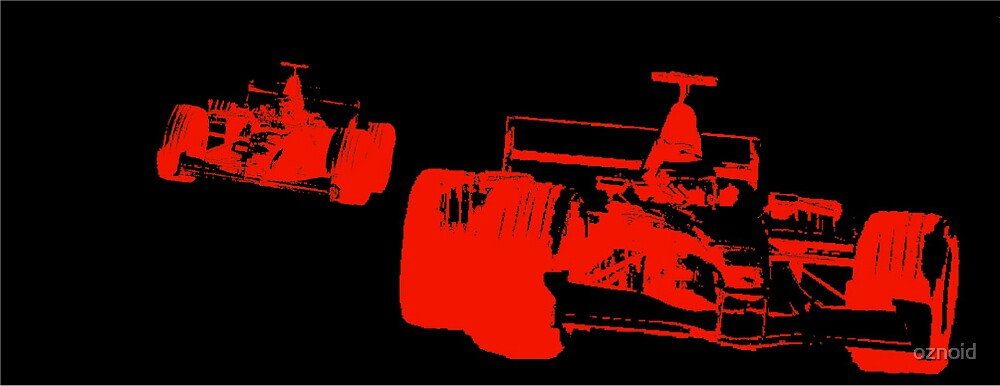 F1  by oznoid