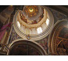 frescos Photographic Print