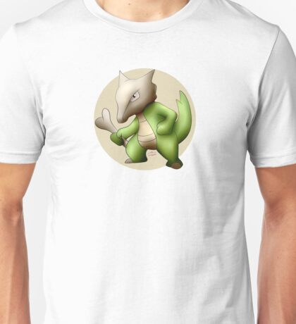 105 - Shiny Bone Keeper Monster Unisex T-Shirt