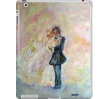 Wedding Dance Artist Designed Gifts iPad Case/Skin
