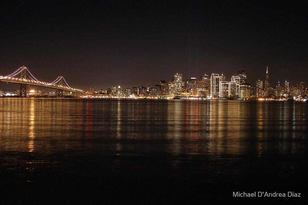 San Francisco by Michael D'Andrea Diaz