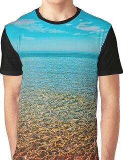 Ocean View Graphic T-Shirt
