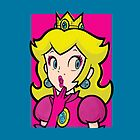 Princess Peach by cudatron