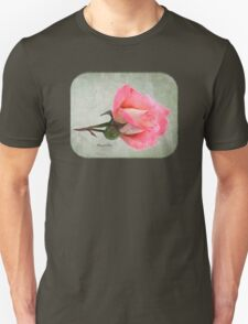 Christmas Greetings ~ A Rose T-Shirt