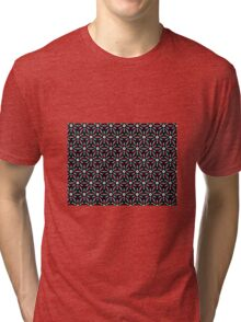 FESTIVE RED MULTICOLOR GIFTS & DECOR Tri-blend T-Shirt