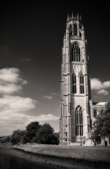 Boston Stump by Dave Pearson