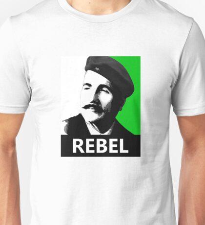 Allama Iqbal - Rebel - Pop Art Portrait Unisex T-Shirt
