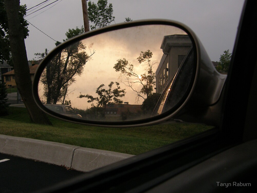 Looking Back by Taryn Raburn