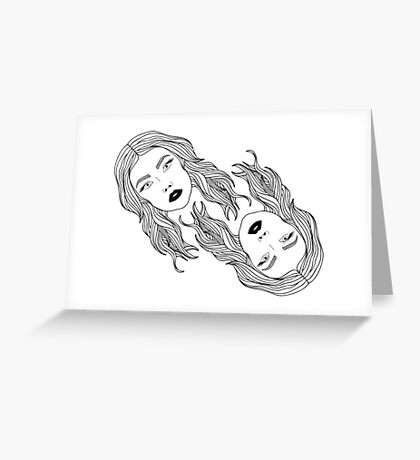 Two Greeting Card
