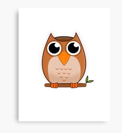 Great Owl Canvas Print