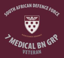 SADF/SAMS 7 Medical Battalion Group Veteran  by civvies4vets