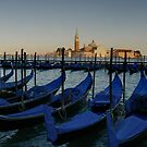 TAXIS OF VENICE by hugo