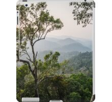 Nam Kan forest from a tree house iPad Case/Skin
