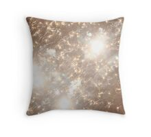 Firework II Throw Pillow