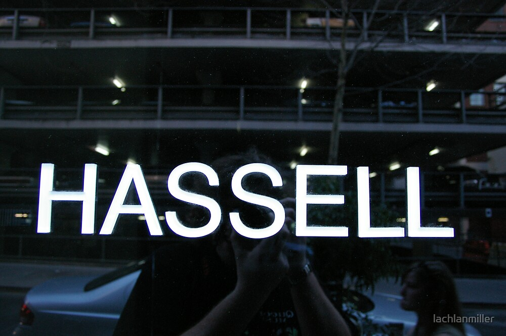 Hassell Lachlan by lachlanmiller