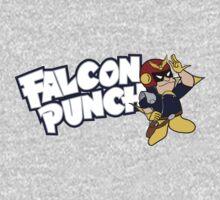 Falcon Punch by Eric Hitt