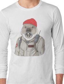 Bill-Hog Long Sleeve T-Shirt