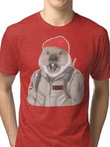 Bill-Hog Tri-blend T-Shirt