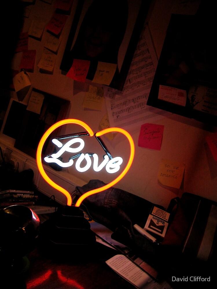 love light by David Clifford