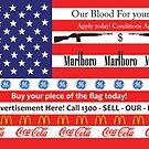 Buy This Flag! by Evan Jones