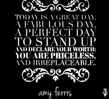 Today is a Great Day - Victorian - Amy Ferris by MoxieMe