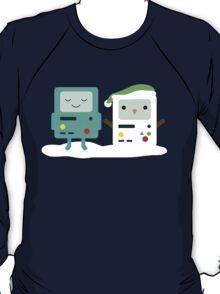 Building SnowMO (Green) T-Shirt