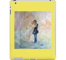 Wedding Dance Art Designed Gifts & Decor - Yellow iPad Case/Skin