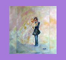 Wedding Dance Art Designed Decor & Gifts - Soft Purple by innocentorigina