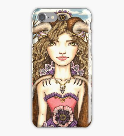 Taurus iPhone Case/Skin
