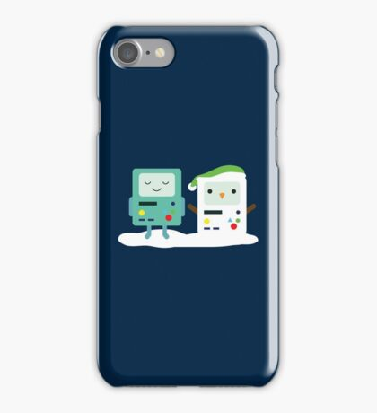 Building SnowMO (Green) iPhone Case/Skin