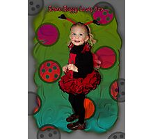 Some Buggy Loves You Photographic Print