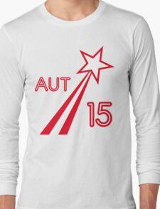 AUSTRIA STAR 2015 Long Sleeve T-Shirt